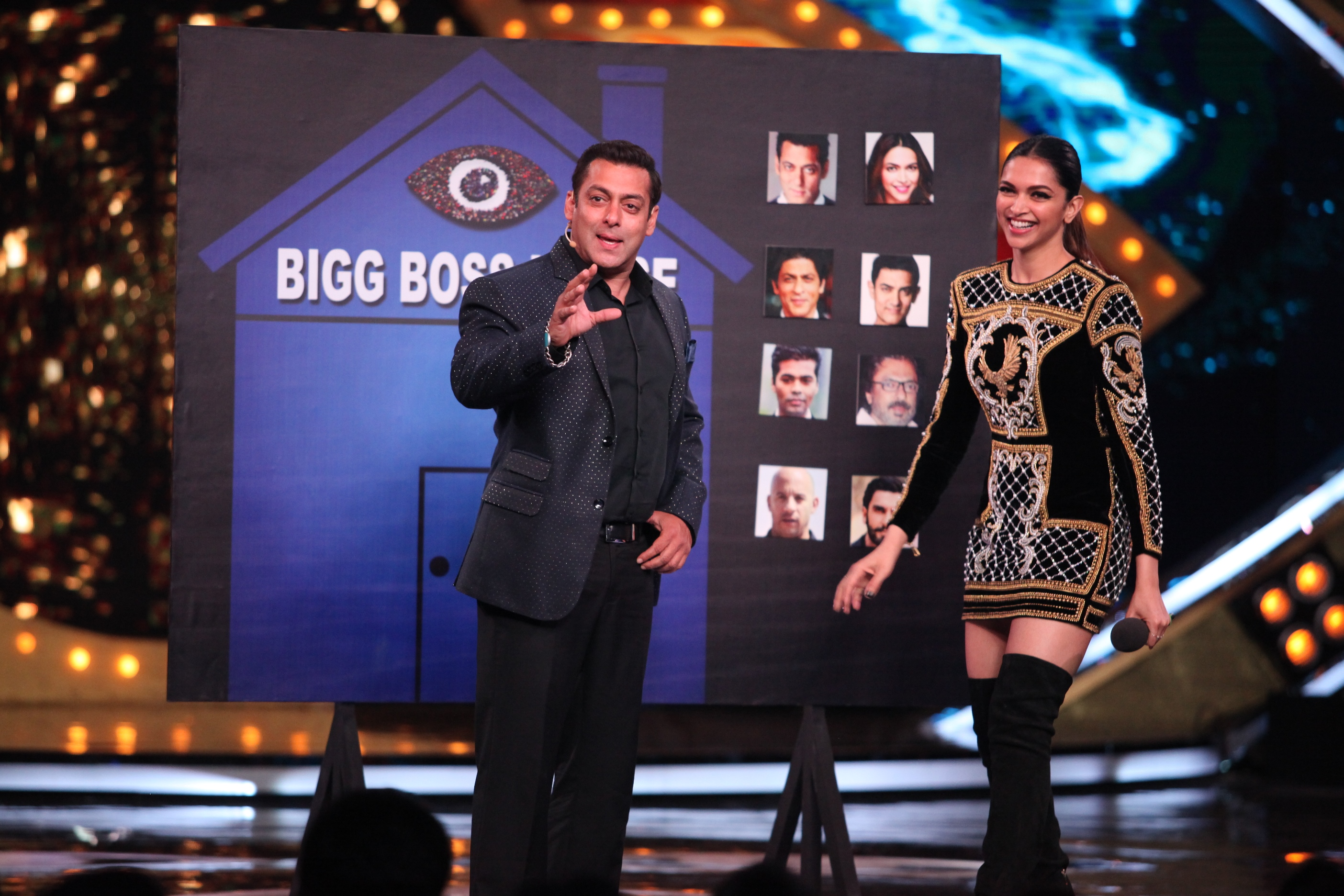 The Bigg Boss House Gets a Royal Touch This Season