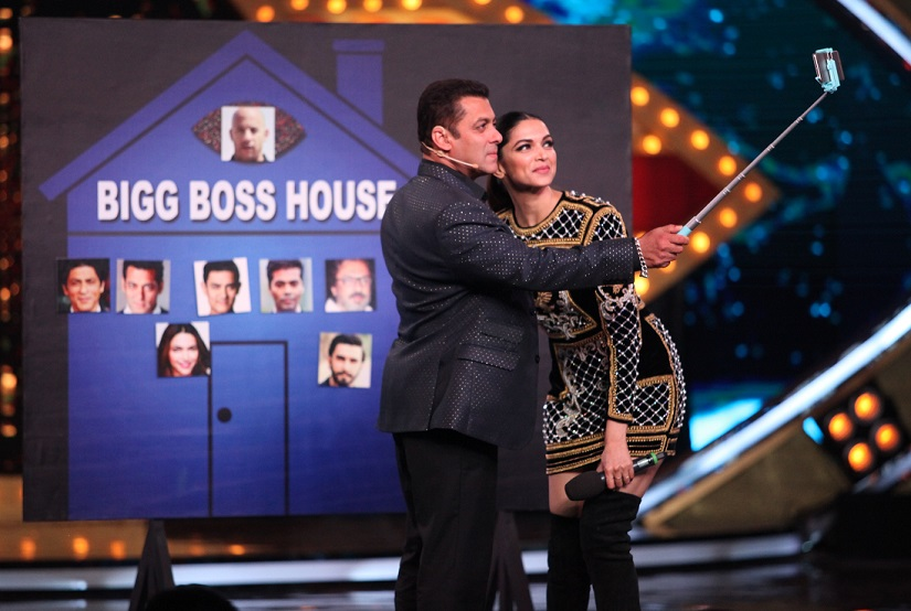 Deepika Padukone to launch 'Bigg Boss 10' with Salman