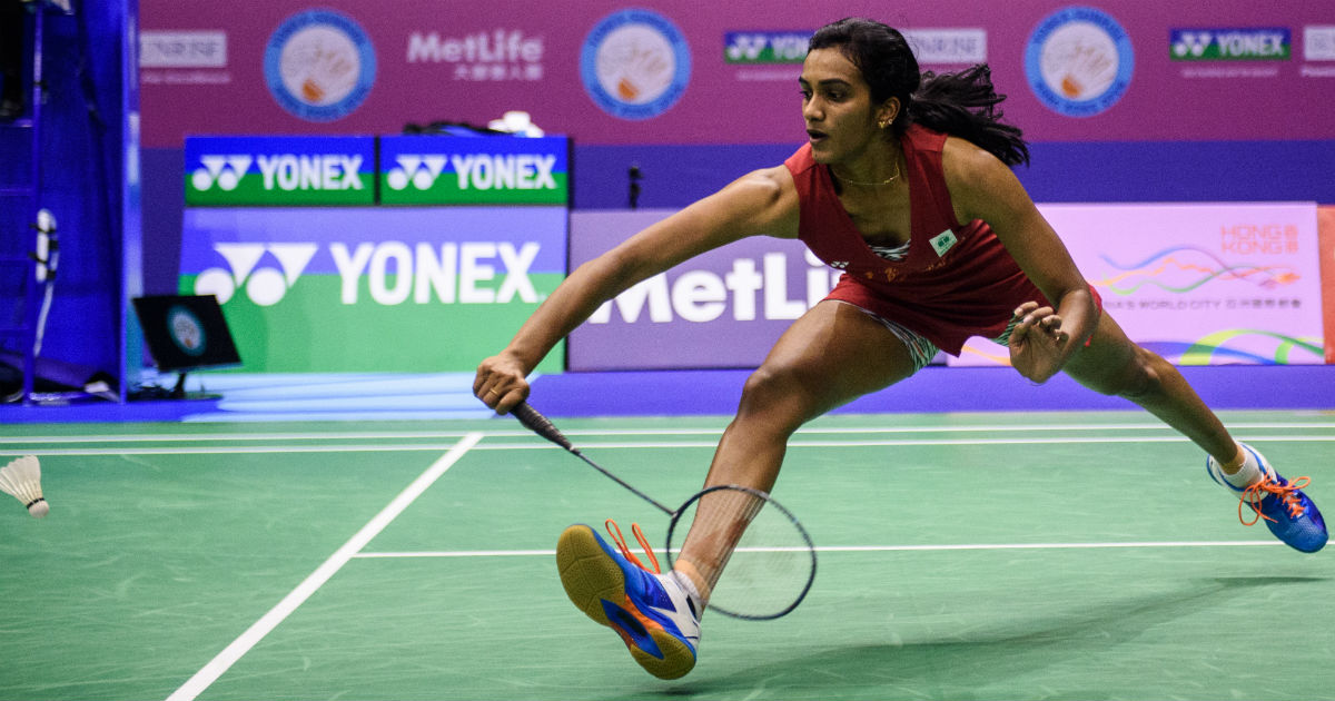 Sindhu enters Hong Kong Open semis