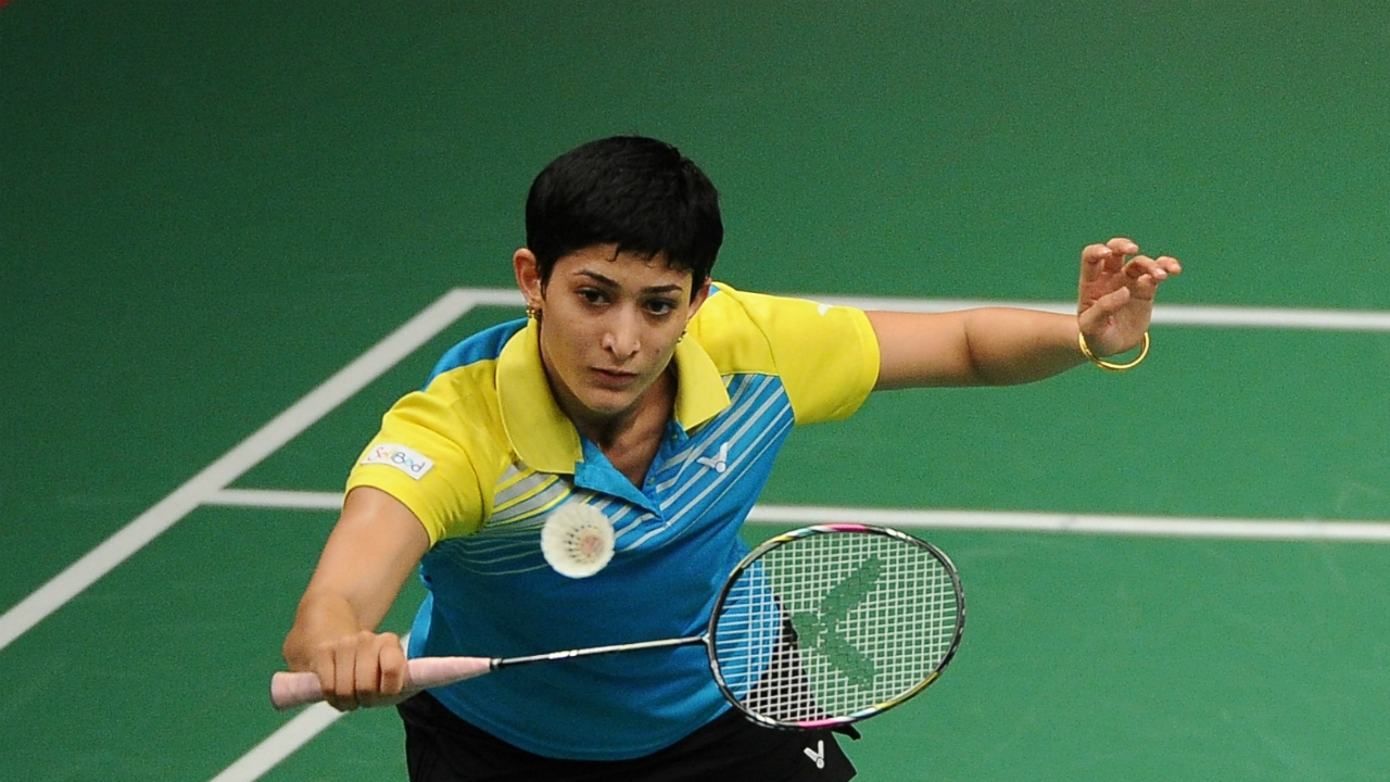 Highlights Singapore Open badminton scores and results PV Sindhu