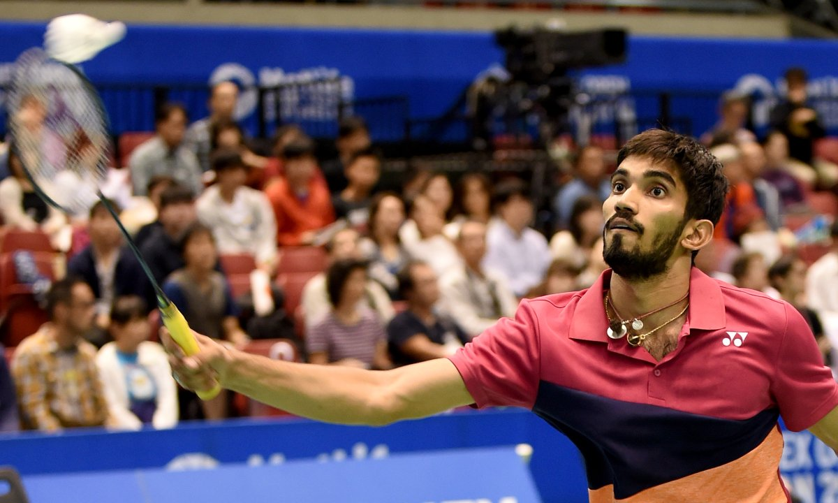 Highlights Singapore Open badminton scores and results Kidambi