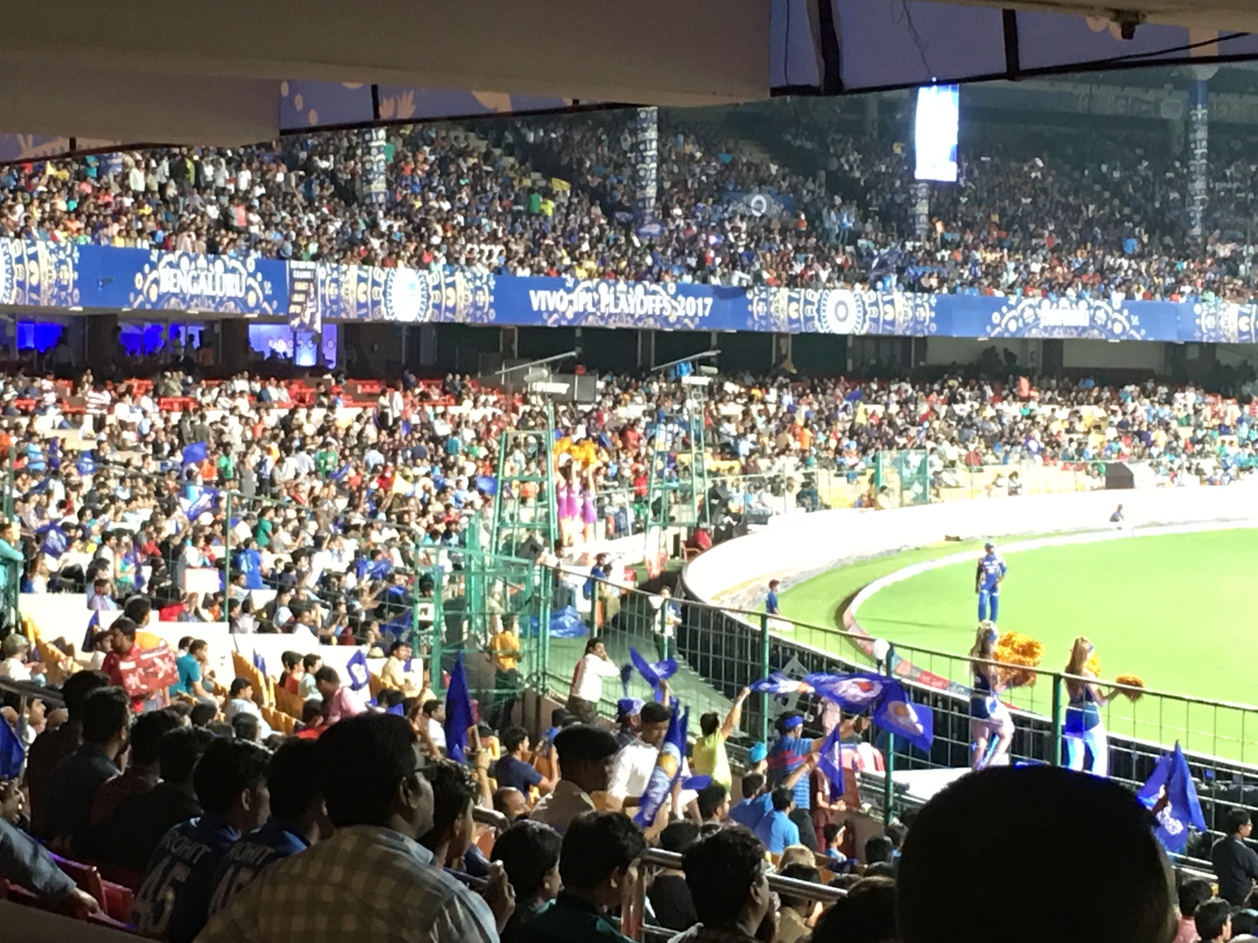 IPL 2017: Karn Sharma's swirl bowling sinks Kolkata Knight Riders