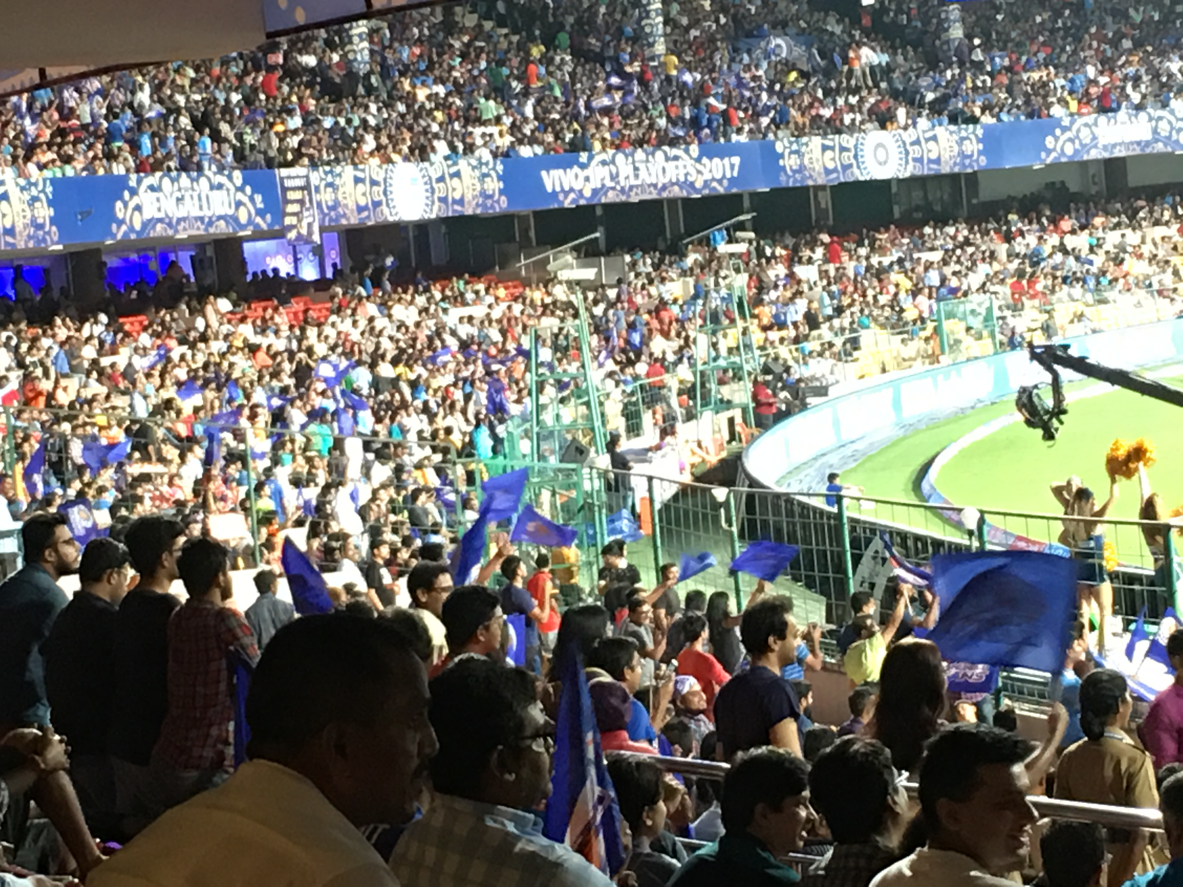 Mumbai reach IPL final