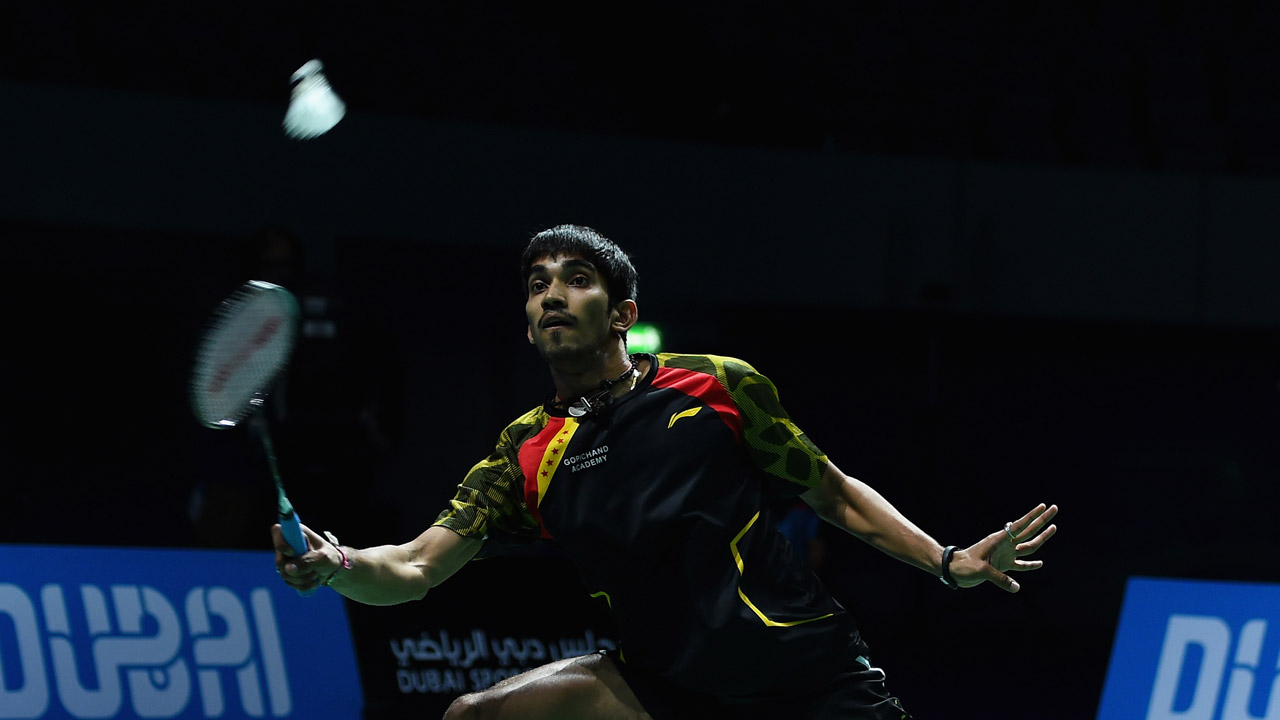 Highlights Indonesia SSP badminton scores and results Kidambi