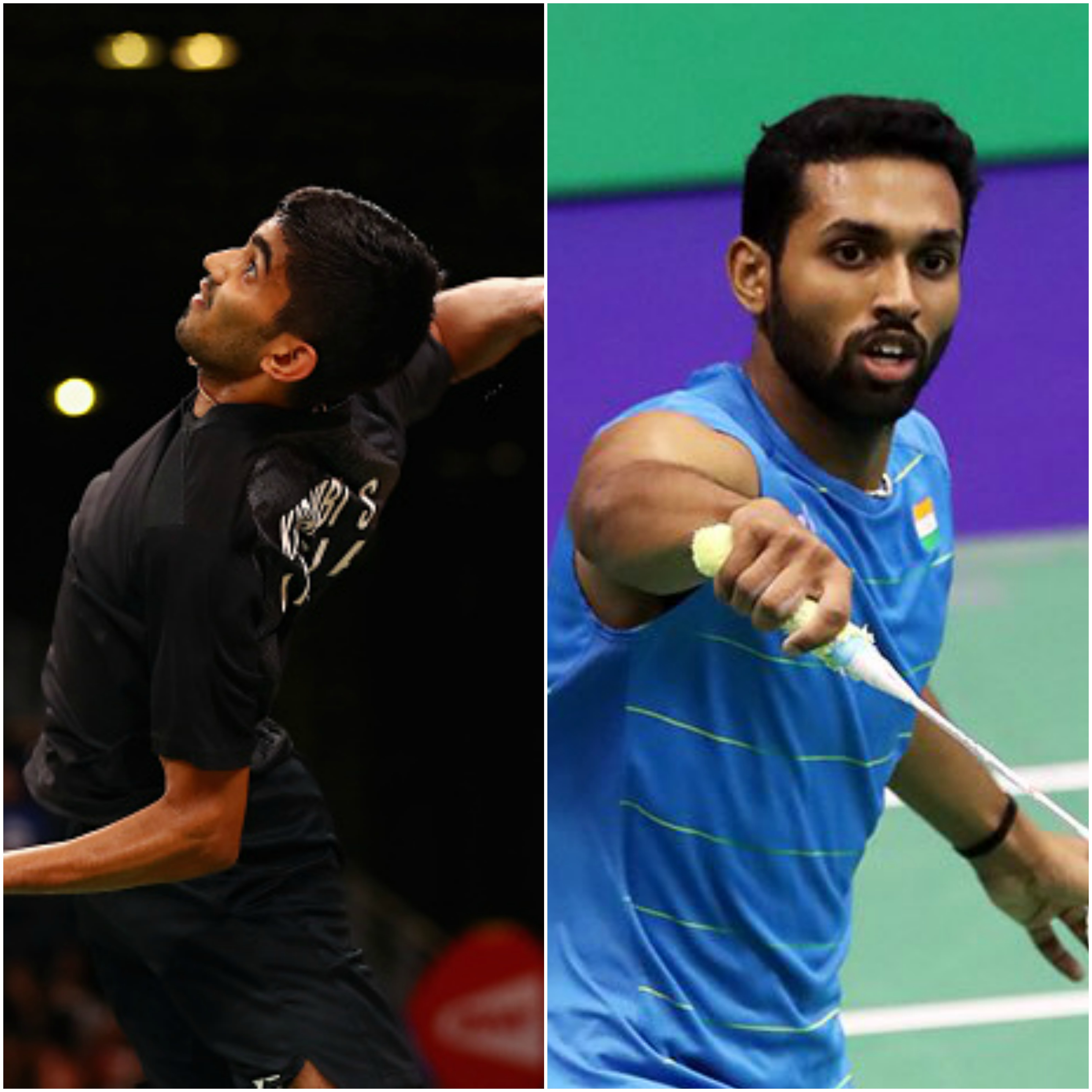 Highlights Indonesia SSP badminton scores and results HS Prannoy
