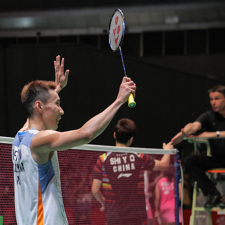 Highlights Japan Open Superseries results Viktor Axelsen sets up