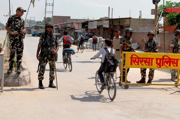 Found: Ram Rahim's Tunnel To Women's Hostel, Explosive Factory - 10 Points