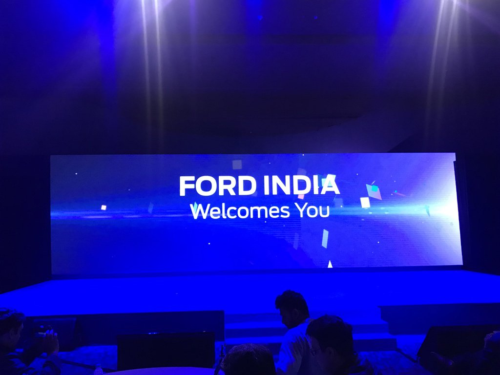 <p>Ford is unveiling its newest car for India today, a crossover hatchback based on the Figo. It'll also mark the debut of Ford's new, 1.2-litre, 3-cylinder Dragon series petrol engine that'll be the most powerful 1.2L motor at 95PS/115Nm.</p>