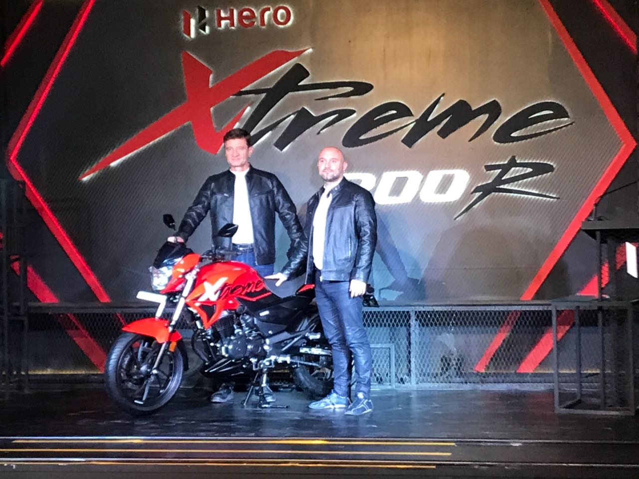 <p>And that's the Hero Xtreme 200R!</p>