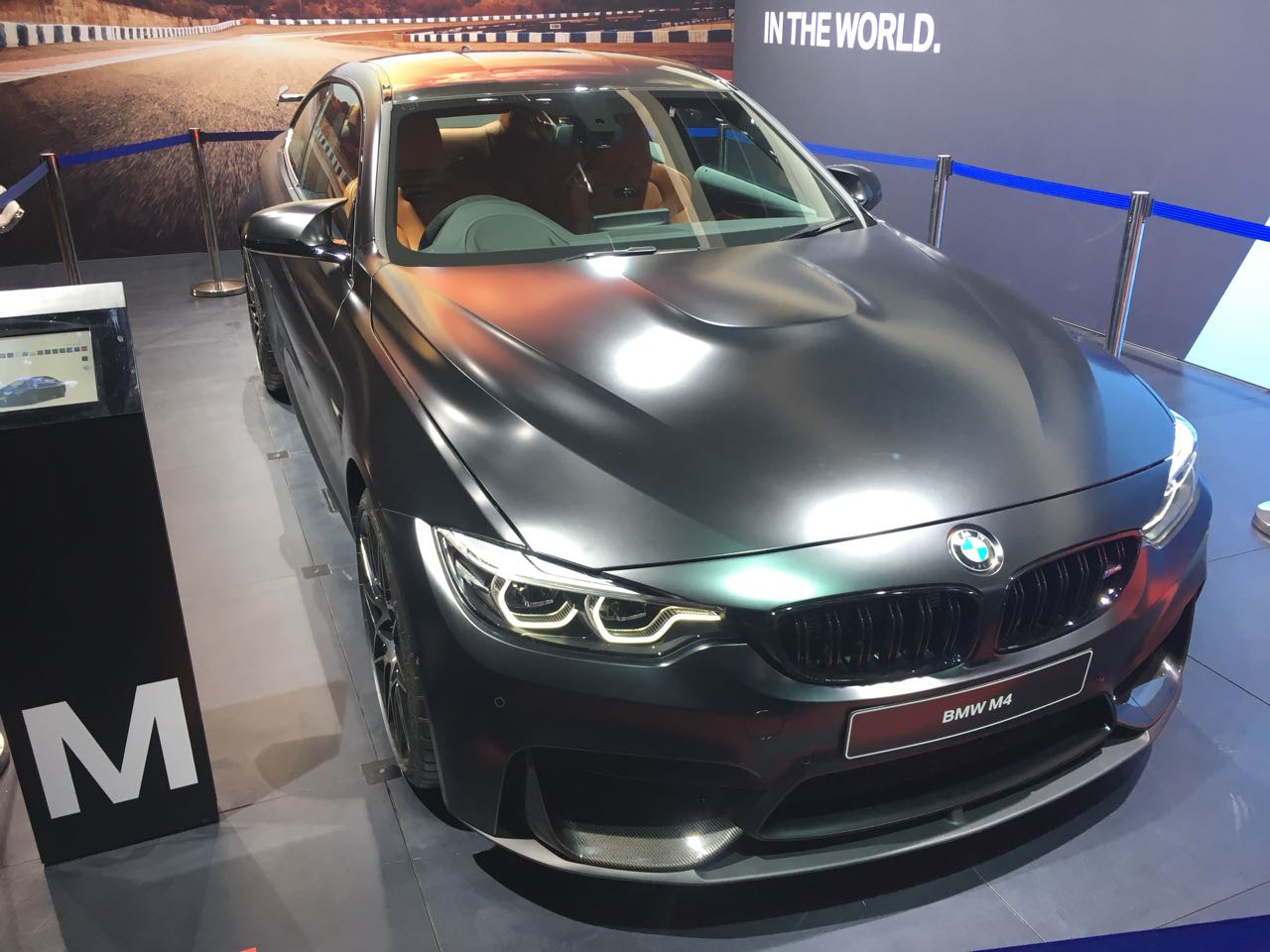 <p>BMW India just revealed the BMW M4 Coupe at Rs 1.35 Cr | 4 litre inline 6 | 450hp | 550 Nm | 0-100 in 4 secs. Available to book.</p>
