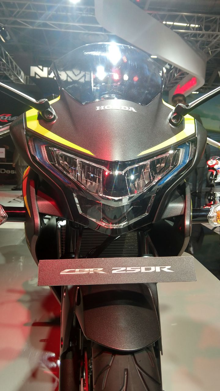 <p>The HondaCBR250!</p>