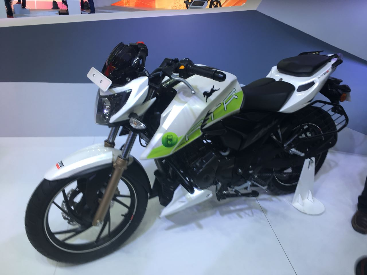 Auto Expo 2018: Hero XPulse 200 Adventure Motorcycle Makes India Debut