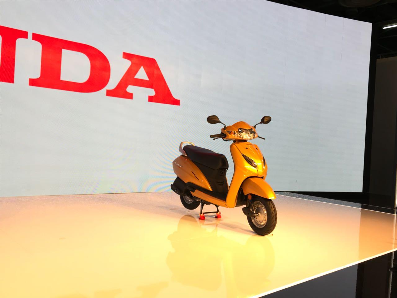 <p>The HondaActiva5G!</p>
