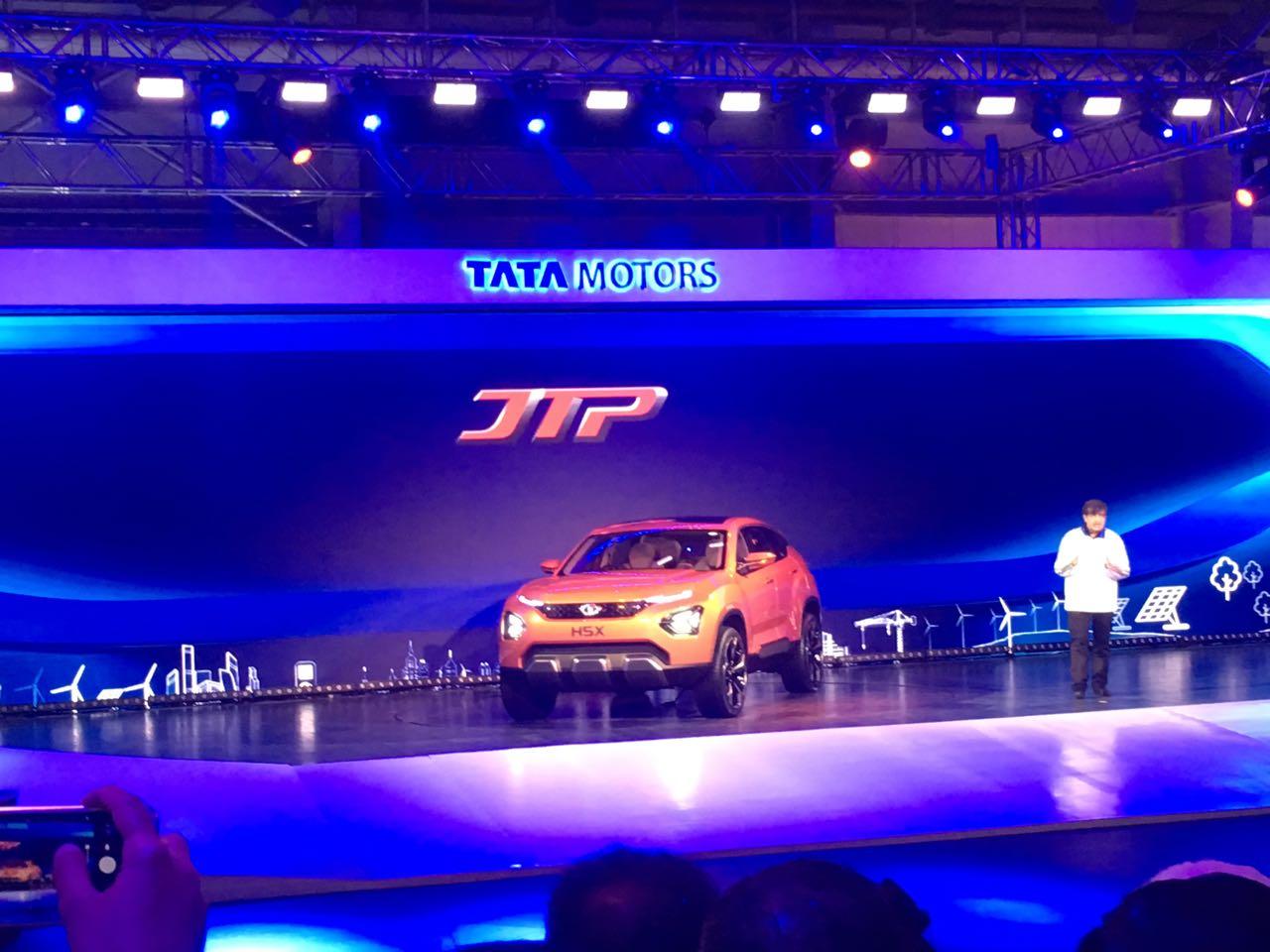 <p>The Tata H5X!</p>