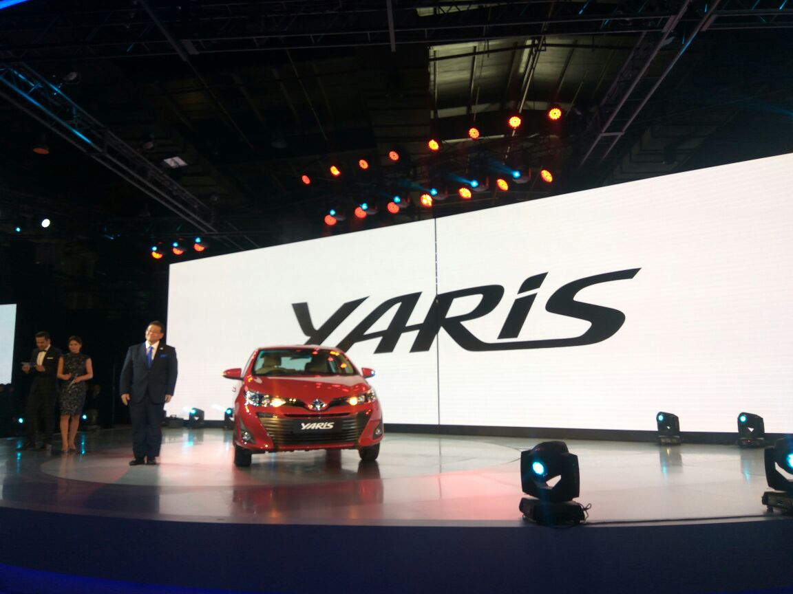 <p>That's the Toyota Yaris!</p>