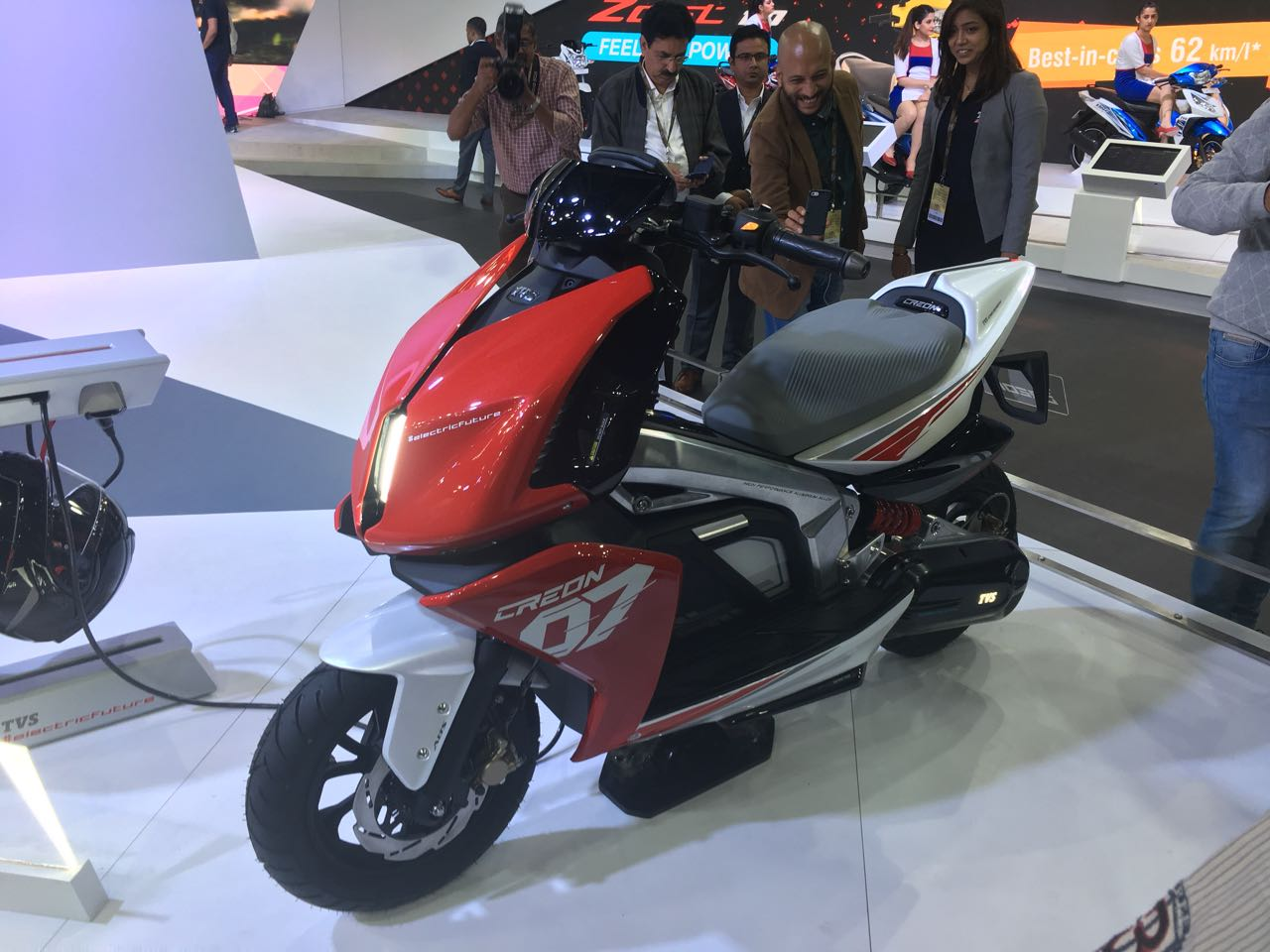 Hero MotoCorp unveils off-roader XPulse, 125cc Maestro scooters at Auto Expo