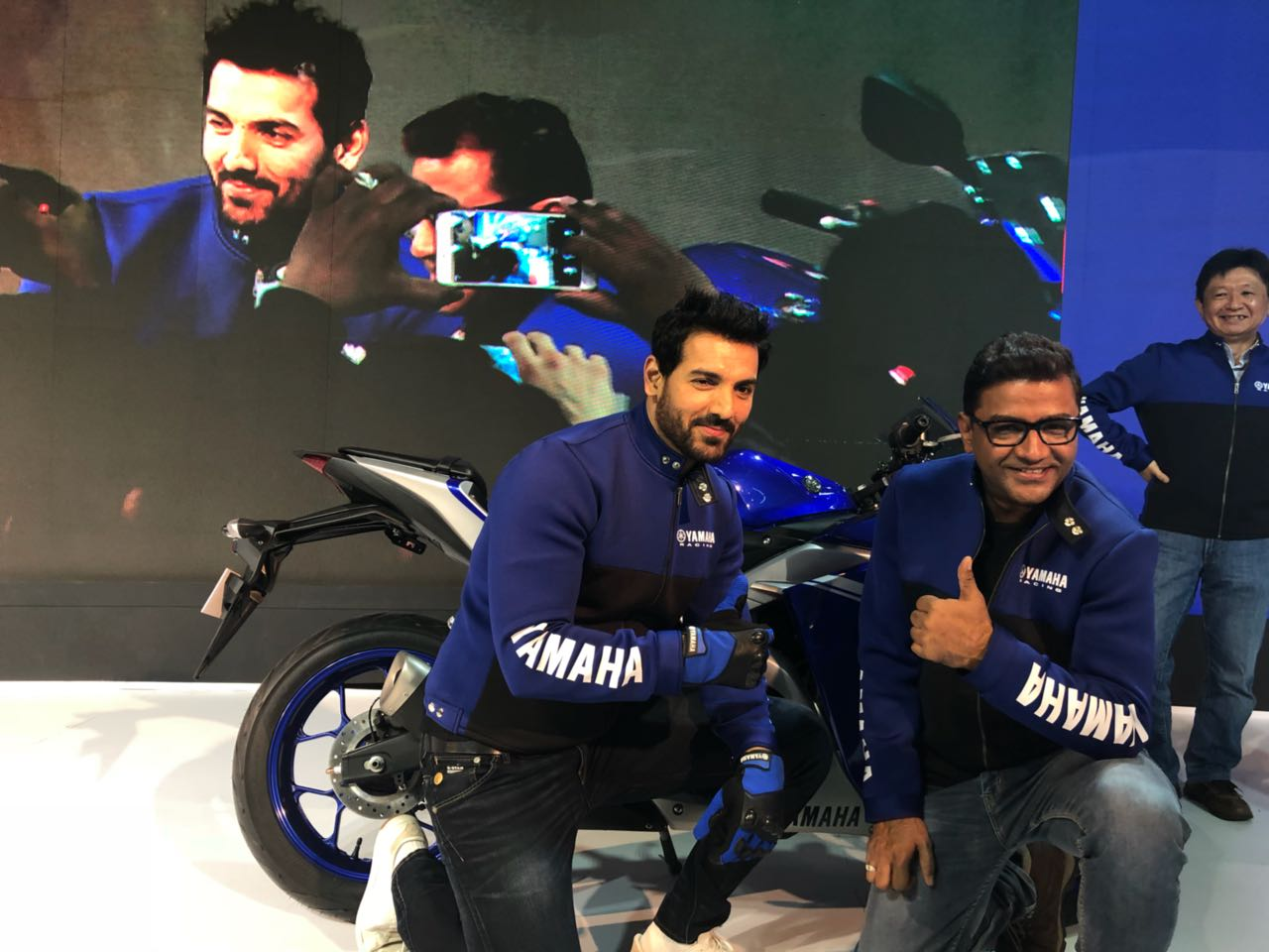 AutoExpo2018: Yamaha Motor launches YZF-R3 at Rs 348000 (ex-showroom Delhi)