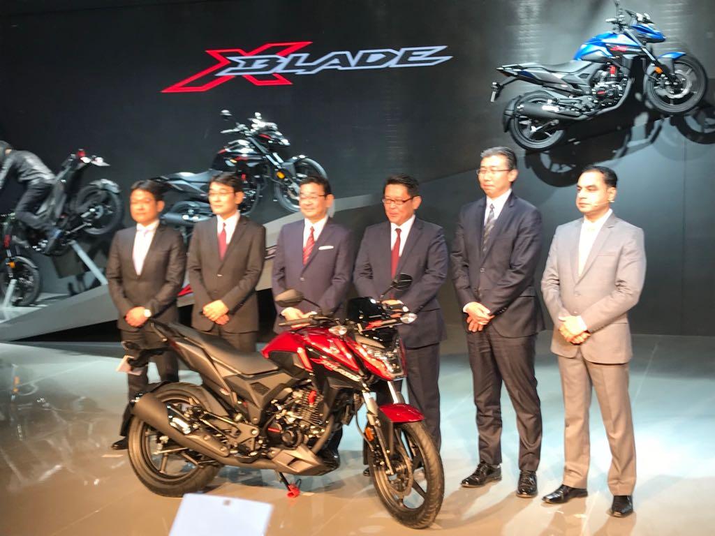 <p>The Honda XBlade!</p>