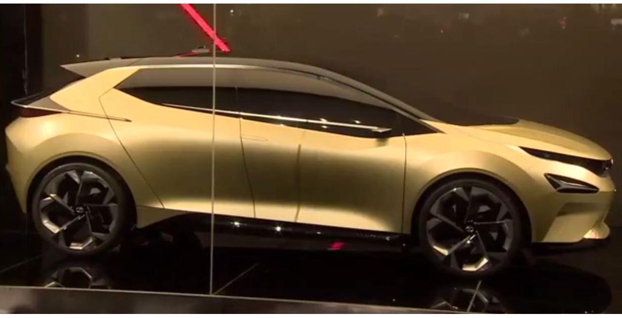 Auto expo 2018 live toyota yaris unveiled tata motors for Tata motors future cars