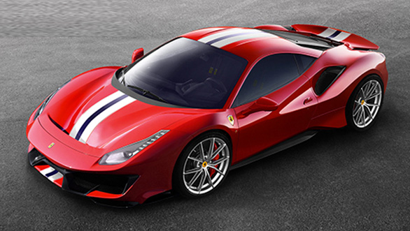 <p><strong>Ferrari</strong></p>