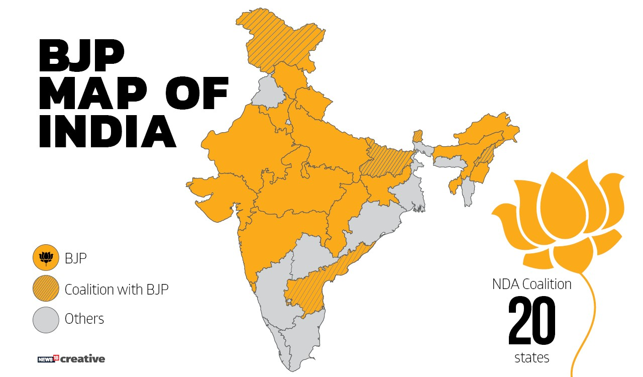 North East Assembly Election Results 2018 Updates Bjp Drubs Left In