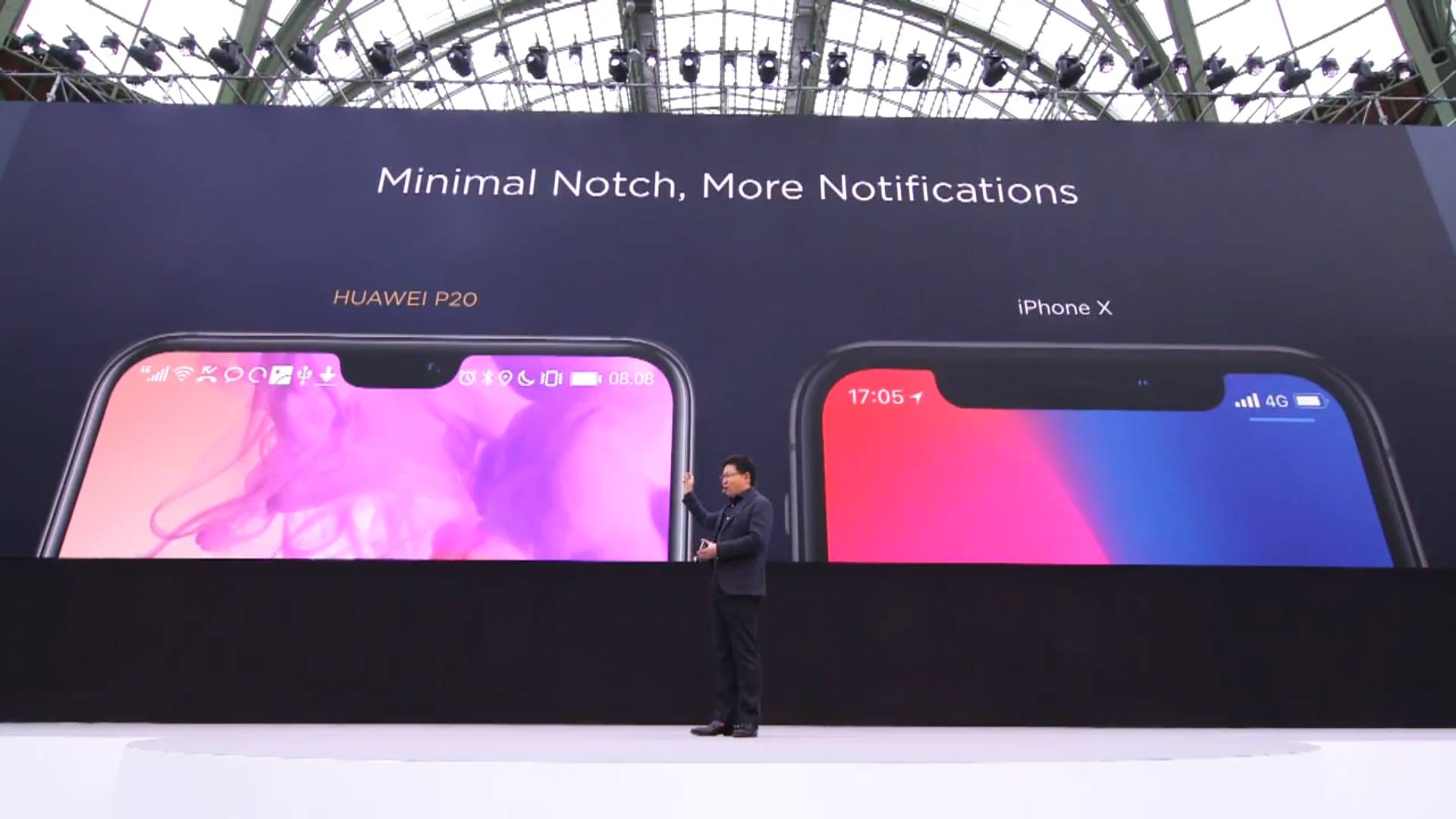 Huawei P20 launch updates: Huawei launches P20, P20 Pro and