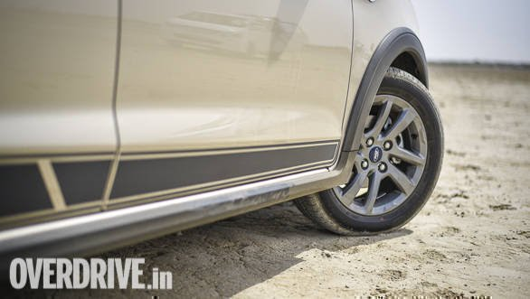 <p>The Ford Freestyle will take on the likes of the Hyundai Active i20 and Honda WR-V in India</p>
