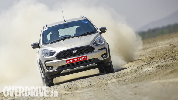 Ford hybrid Freestyle now in India