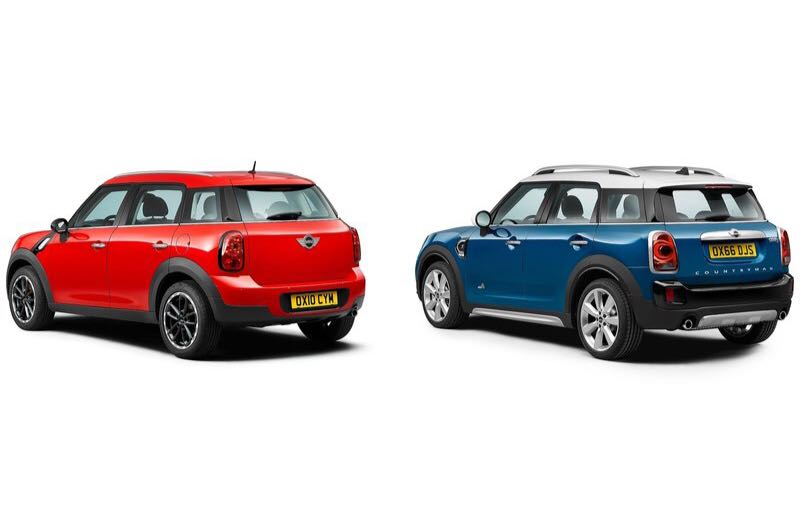<p>The wheelbase of the second-generation Mini Countryman is up by 75mm to 2,670mm. That should translate to improved handling dynamics. We shall find out soon!</p>
