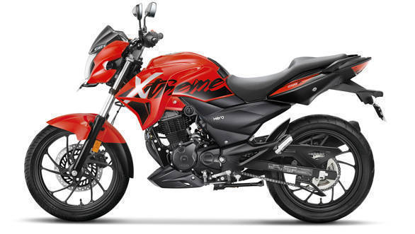 <p>In terms of styling, the Hero Xtreme 200R somewhat reminds us of previous iterations of the Xtreme that were on offer with a 150cc engine.</p>