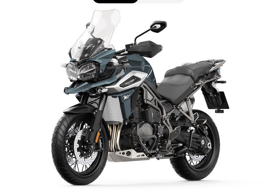 <p>Lights, better at low speeds and a more tractable motor - the three main pillars behind the development of the 2018 Tiger 1200</p>