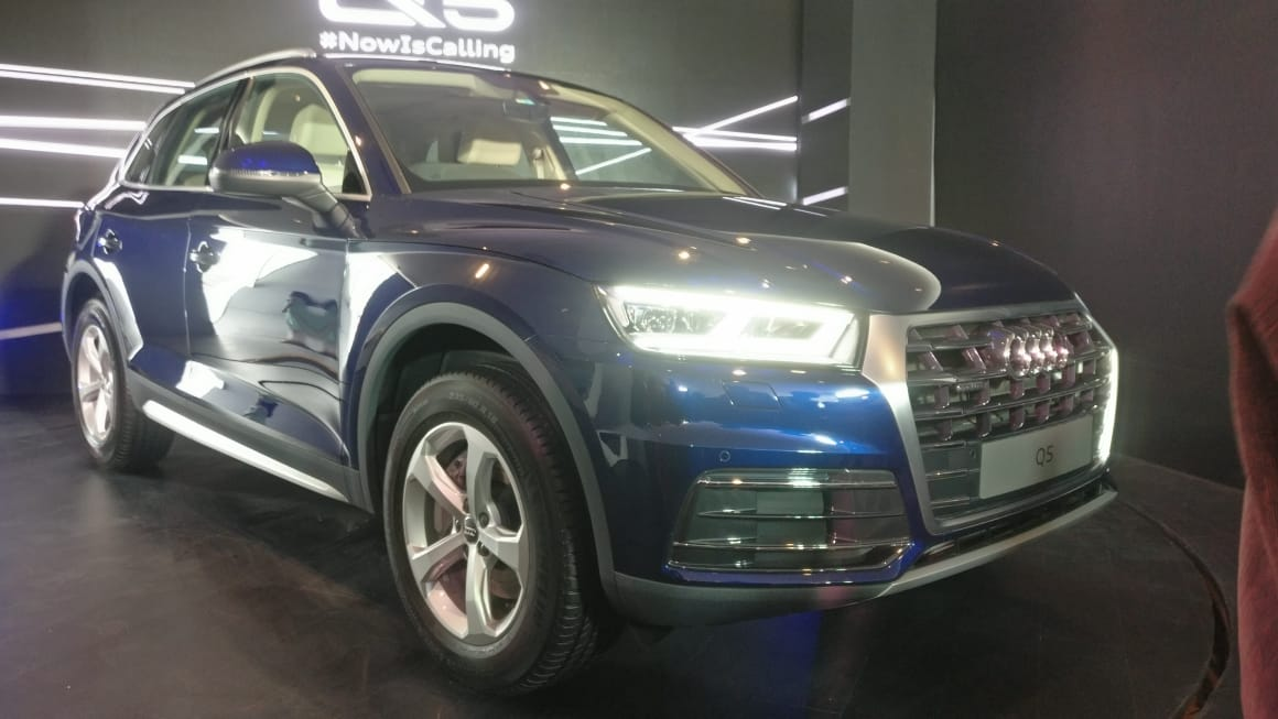 <p>As part of the new Audistrategy 2020, we are looking to launch new body types and focus on alternative powertrains: Audi India head Rahir Ansari #</p>