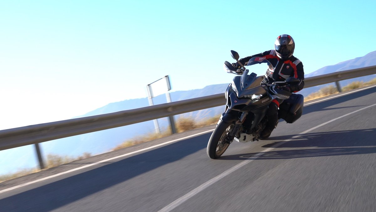 <p>Ducati has also now added the Ducati Quick Shifter or DQS on the Multistrada 1260 which works up and down shifts and is sensitive to lean angle.</p>