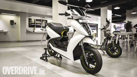 <p>The company is providing a maintenance and service plan for its scooters called Ather One at Rs700/month</p>