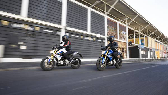 "<p><a href=""http://overdrive.in/news-cars-auto/attention-bmw-g-310-r-and-g-310-gs-bookings-to-open-june-8/"">BMW Motorrad officially opened bookings for both motorcycles on June 8,</a> for Rs 50,000. Bookings are being accepted by all BMW Motorrad dealers across the country.</p>"