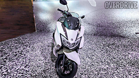 <p>It is based on the highly successful Suzuki Access 125 scooter.</p>