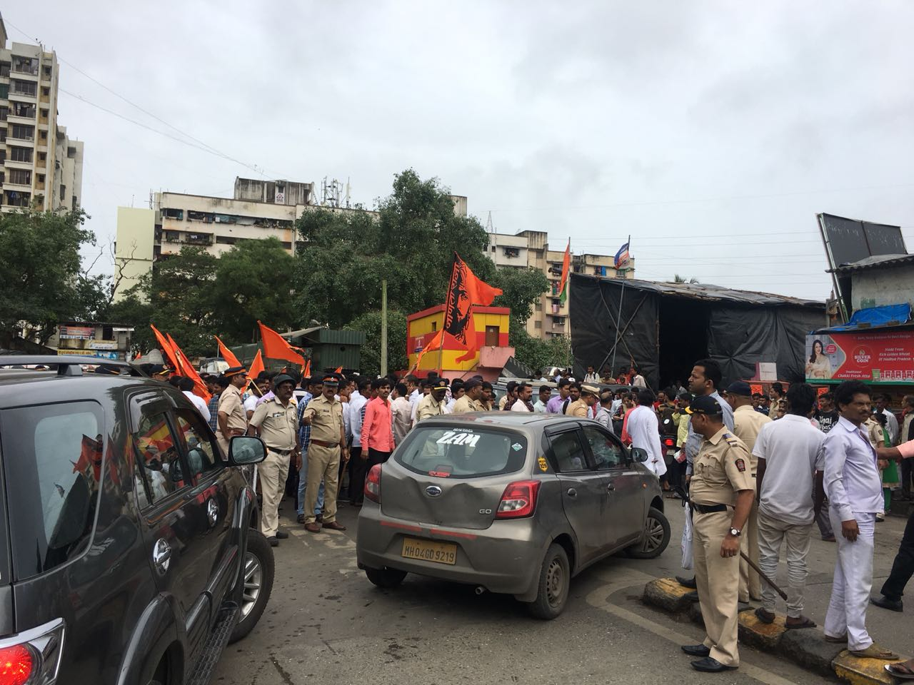 Maharashtra Bandh: Sion-Panvel highway cleared for traffic