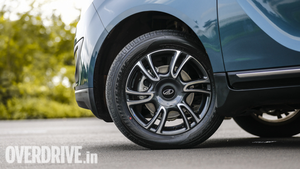 <p>Higher variants of the Marazzo will come equipped with 17-inch wheels, lower ones will get 16-inch wheels</p>