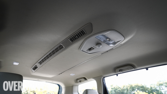 <p>A significant highlight inside the cabin is the patented surround cool technology that uses aircraft-style diffused cooling for the second and third rows seats which ensure occupants get a direct blast of air when they get in but can switch to diffused cooling which sends small drafts of cool air onto them in an oscillating motion</p>