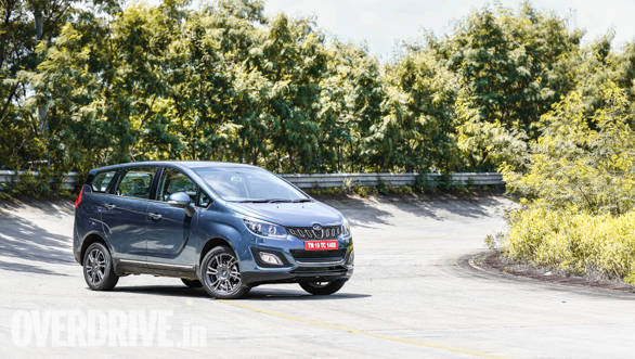 <p>Mahindra has worked specifically towards reducing unsprung weight on the Marazzo by making the suspension arms lighter thereby improving performance</p>