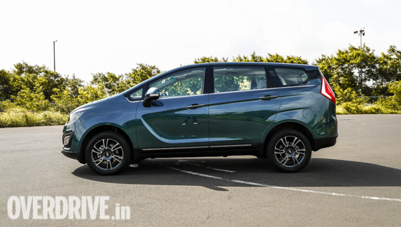 <p>Despite the body on frame chassis, Mahindra has ensured the Marazzo feels as close to a monocoque chassis in terms of comfort and balance</p>