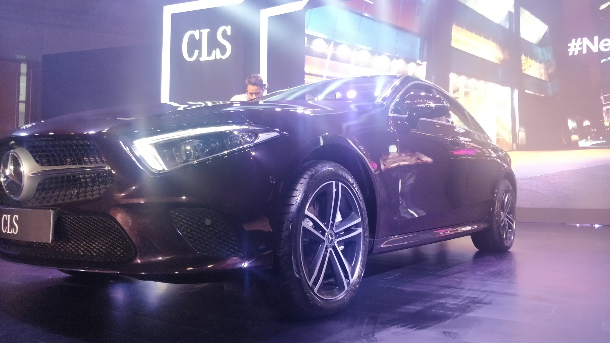 Live updates 2019 Mercedes Benz CLS India launch Overdrive
