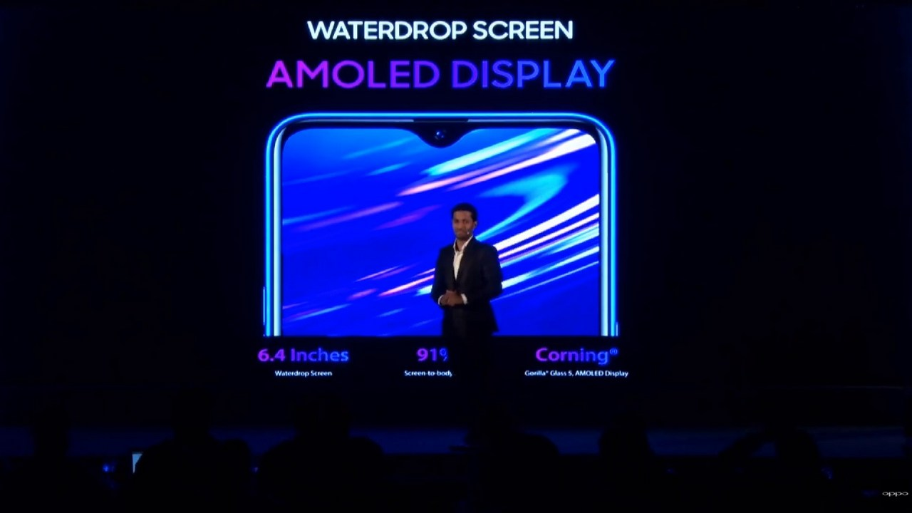 a4df24baf Oppo K1 launch in India highlights  Priced at Rs 16