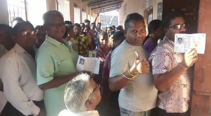 Odisha Assembly Election 2019 voting Updates: Zero voting in
