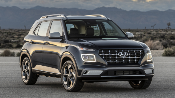 2019 Hyundai Venue Suv Live Launch Details Prices Specs Variants