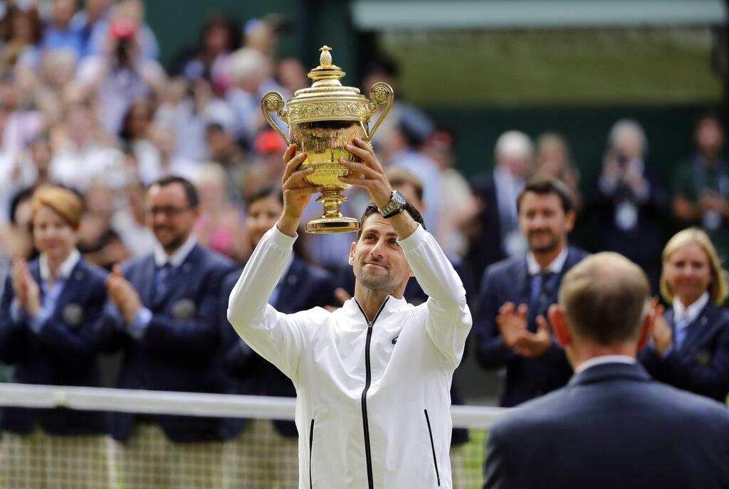 Roger Federer Reveals he Cried after Wimbledon 2019 Final Loss to ...