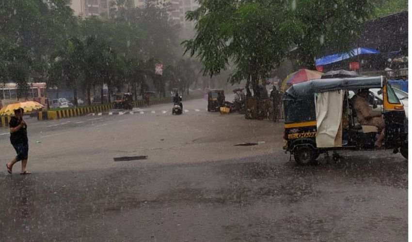 Mumbai Rains Updates: Downpour to continue over city, Thane