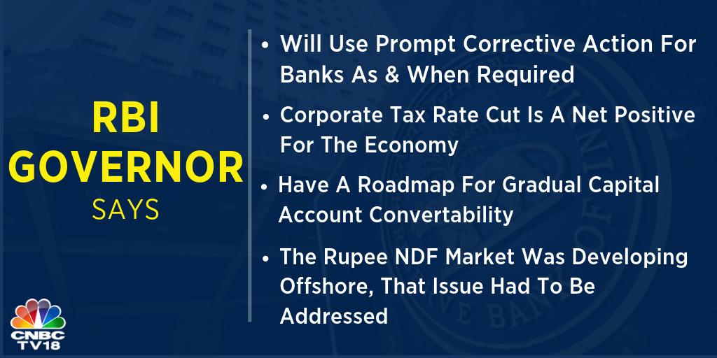 RBI monetary policy highlights: MPC cuts repo rate, lowers GDP forecast