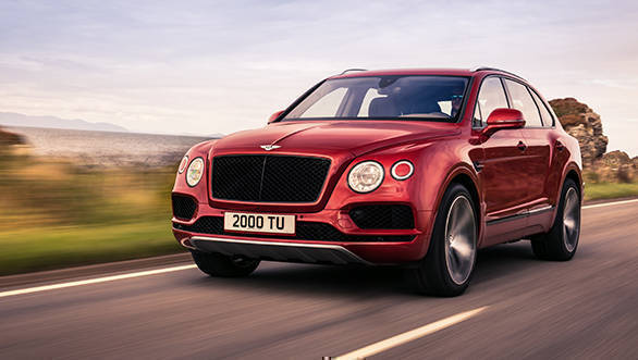 <p><strong>Bentley</strong></p>  <p>The star of the Bentley pavilion will be the Bentayga. Joining the V8 will be other powertrain options that will be offered in the Bentayga. It is also being said that Bentley might also bring in a hybrid electric version of the Bentayga that will work in tandem with a 3.0-litre V6 and make an impressive 462PS of power.</p>