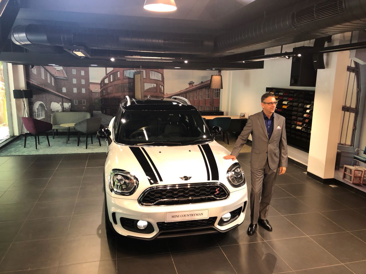 <p>The 2018 Mini Countryman has been launched in India&nbsp;at these prices</p>